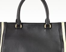 Italian designer accessories – black & white