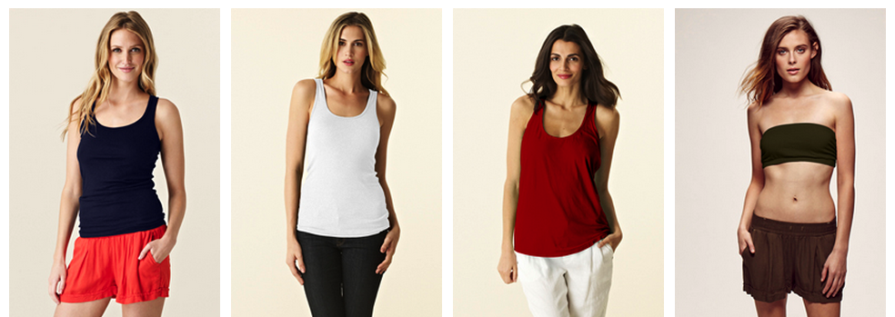 Indispensable Fashion Tanks and Camisoles