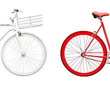 Stylish and fashionable Grammercy bikes for town