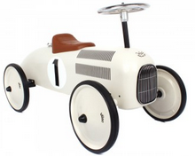 Instill style at an early age with ride-on toys