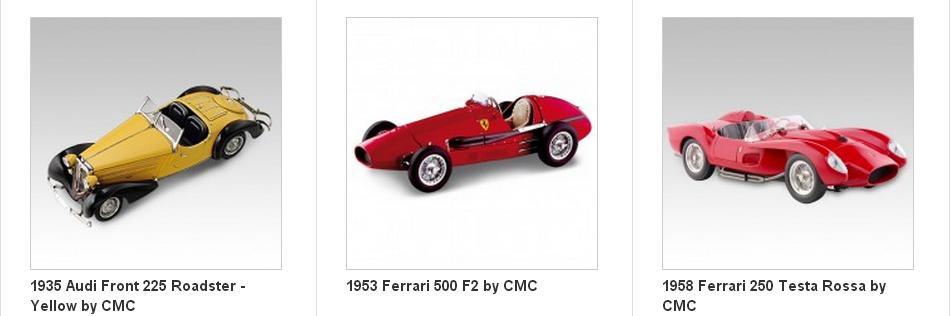 Ferrari gifts.