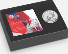 Is 2013 a special year for you? A lasting gift from the Royal Mint