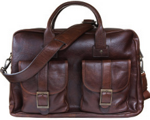 Classic leather goods from Moore and Giles