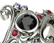 Create your own vintage style engagement ring