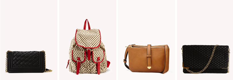 forever 21 bags online