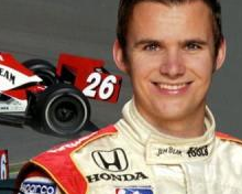 For the Indy Racing fan – framed, autographed gifts