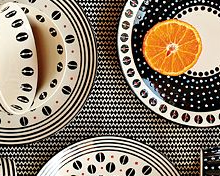 Handcrafted tableware from South African artists