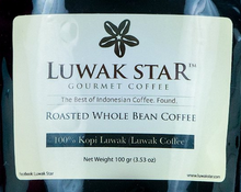 For the Coffee Lover: Kopi Luwak Coffee