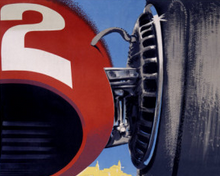 Monaco Grand Prix Formula One: Vintage posters