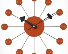 Reproduction Mid Century Modern wall clocks