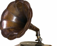 Where can you buy a working wind-up gramophone?