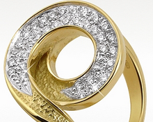 Italian gold & diamond designer jewelry