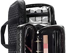 Designer cosmetic cases