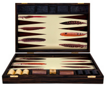 Ultimate backgammon boards