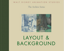 Books: Design & Disney