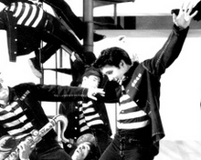 Elvis Presley: Jailhouse Rock artwork