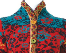 Jacquard sweaters & jackets from IVKO