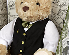 The Harrods 2014 bear