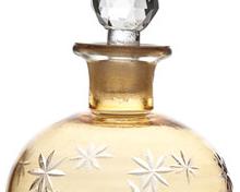 Classic perfume bottles