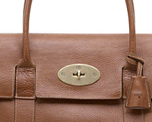British bags by Mulberry: Shipped worldwide